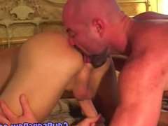 Raw breeding vidz gay bear  super action