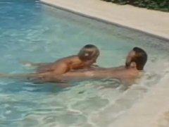 Vintage Macho vidz Pool Fuck  super - BULLET VIDEOPAC 2