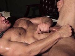 Gay officesex vidz muscle hunks  super cum after sex