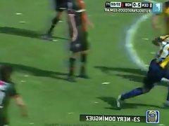 Extreme argentinean vidz porn -  super Dominguez Nery 2-0