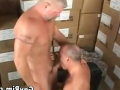 Hairy Mature vidz Guys At  super Work