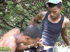 Handsome soldiers vidz having gay  super oral fun