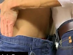 Naked men vidz When Dustin  super Cooper is caught