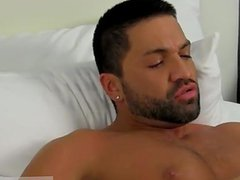 Hot gay vidz scene Gobbling  super the studs big meat