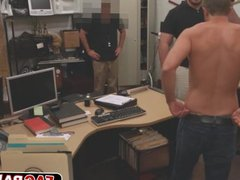 Hot stud vidz banged back  super in the office
