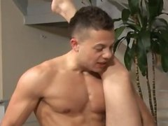Sexy men vidz Paulie Vauss  super and Brody Grant