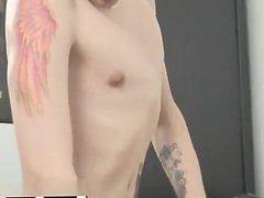 Gay fuck vidz New model  super Taylor Fierce gets