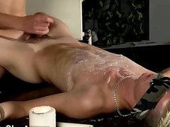 Hot twink vidz scene Luca  super is being treated to