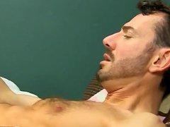 Sexy men vidz Bryan makes  super Kyler wriggle as he