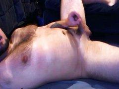 Chubby Guy vidz Jerking Off