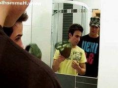 Home alone vidz 2 boys  super wank from Hammerboys TV