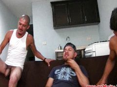 Straight married vidz Mexican men  super with big uncut v