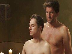 Bare back vidz gay prostata  super massage