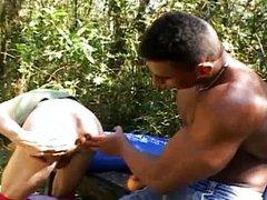 Muscle Men vidz Hard Sex  super With Cumshot at the Jungl
