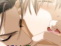 Cute anime vidz gay got  super his anal plugged