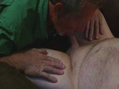 Straight Guy vidz Gets His  super Cum Swallowed Part 1