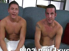 Gay Couple vidz Jerkoff And  super Anal