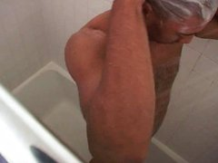 Jacking off vidz fresh off  super the shower