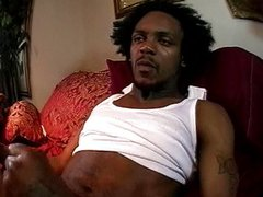 Ebony stud vidz pulling his  super own chain