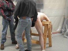 Redneck spanking vidz threesome
