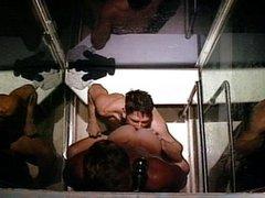 Gay shower vidz cock sucking  super and anal banging