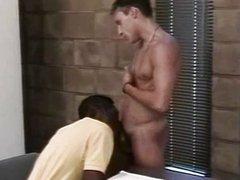 Ass fucking vidz interracial