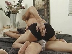 Double Penetration vidz with a  super Cock and Dildo