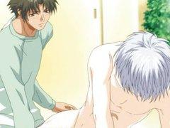 Anime gay vidz rides cock  super n gets fucked
