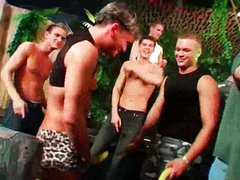 Sweet group vidz gays on  super party