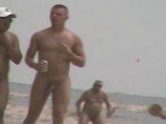 Naked guys vidz at the  super beach
