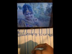 Cum Tribute vidz to indian  super bombshell using fleshlight