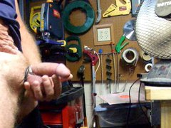 Tug'n in vidz the tool  super shed