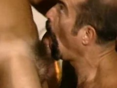 Moustache daddy vidz Marco fucks  super hard with her BF