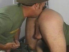 Hot soldier vidz drilling
