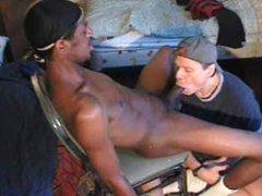 Sucking Big vidz Black Dick