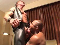 Interracial body vidz builders copulate  super hard in orgy.