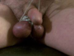 Tight,split, shiny vidz balls give  super up cum