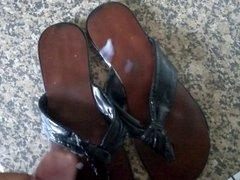 Cum im vidz my wife  super shoes II