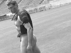 Soccer Player vidz Sean Lamont  super Has A Big Uncut Dick