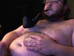 Pipe Smokin' vidz Bear Chub