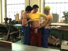 Hammerboys.tv present vidz Boys Trio  super Action 2
