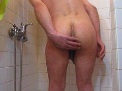 double god vidz sous la  super douche