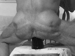 Hairy Ass vidz Plunging