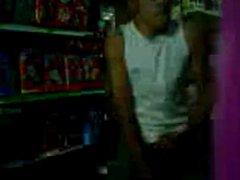 in the vidz shop