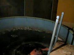 Skinny Dip vidz into Freezing  super Water #1