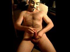 Masked Cock vidz Play