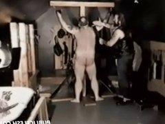 Vintage Gay vidz Bear Spanking