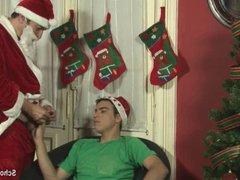 Doing dear vidz Santa
