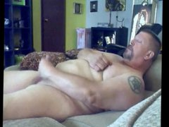 Playing With vidz His Cock