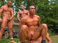 foursome in vidz the forest